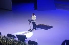 Jokowi Iri Surya Paloh Pelukan dengan Sohibul Iman