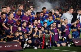 Barcelona, Madrid, Atletico, Valencia Rebutan Piala Super Spanyol di Jeddah