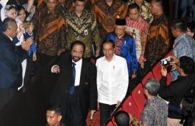 Jokowi Tepis Koalisi Renggang : Keliru Gede Sekali, Kita Rukun-rukun Saja