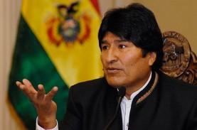 Meksiko Sebut Presiden Bolivia Sedang Dikudeta oleh…
