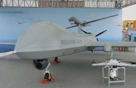Maskapai Bakal Pakai Drone, Jet Express dan Pos Indonesia Senang