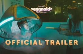 Trailer Eggnoid: Morgan Oey Menetas dari Telur Masa Depan