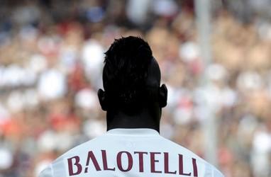 Mancini Tegaskan Bakal Panggil Balotelli Jika Memang Layak