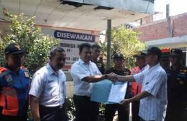 Pensiunan di Semarang Kembalikan Aset Rumah PT KAI secara Sukarela