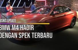 BMW Hadirkan BMW M4 Competition Pack Terbaru