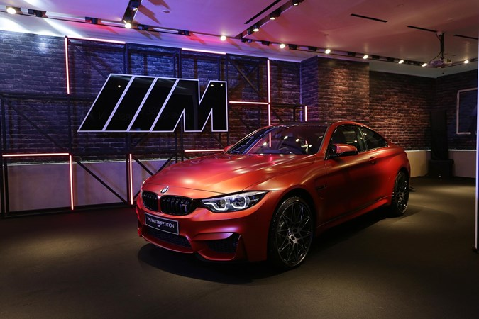 BMW M4 Competition - BMW Group
