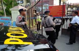 Cerita Saksi Mata Bom Bunuh Diri di Polrestabes Medan