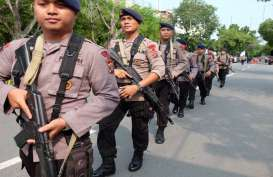 Foto-foto Situasi Polrestabes Medan Pascabom Bunuh Diri