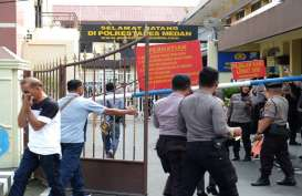Pelaku Bom di Polrestabes Medan Pakai Atribut Ojek Online, Ini Komentar Gojek