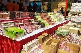 Temuan Kasus Kosmetik Ilegal di Surabaya Meningkat