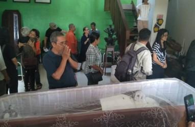 Djaduk Ferianto Meninggal Dunia, Setelah Rapat Ngayogjazz Mengeluh Dada Sakit