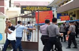 Ini Identitas dan Sejumlah Fakta Terkait Terduga Pelaku Bom Bunuh Diri di Polrestabes Medan