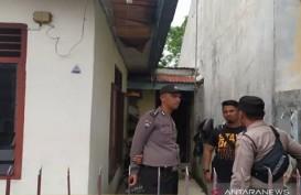 Polisi Geledah Rumah Pelaku Bom Bunuh Diri di Polrestabes Medan