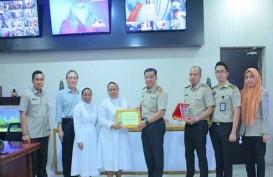 BPPD Palembang Beri Penghargaan Wajib Pajak Patuh