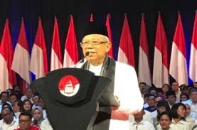 Setelah Diambil Alih Wapres Maruf, KNKS Akan Berganti…