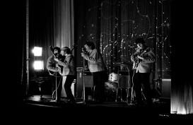 Foto Konser Pertama Rolling Stones Dipamerkan di London