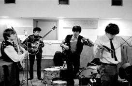 Foto Lawas Perjalanan Rolling Stones Jadi Ikon Musik Dunia