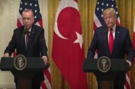 Pertemuan Trump dan Erdogan Hangat di Tengah Kemarahan…