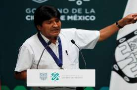 Bolivia Rusuh, Morales Janji Kembali Lagi