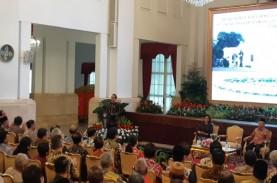 Pemda Diminta Buka Lelang Lebih Cepat, Presiden Jokowi…