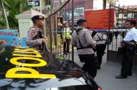 Bom Bunuh Diri di Polrestabes Medan, Pelaku Lakukan…
