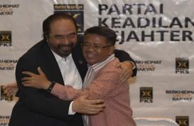 Jelang Rakornas PKS, Pelukan Surya Paloh Tak Pengaruhi Sikap Partai
