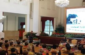 Panggil Gubernur ke Istana, Jokowi Bahas Infrastruktur hingga Investasi