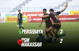 Persebaya Tekuk PSM Makassar 3-2, Dendam Terbayar Lunas. Ini Videonya