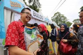Pemkot Bandung Gencar Bazar Sembako Murah