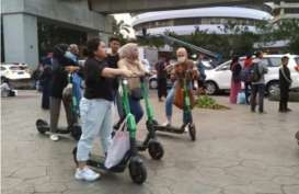 Kecelakaan Grabwheels di Senayan, YLKI Desak Grab Hentikan Penyewaaan