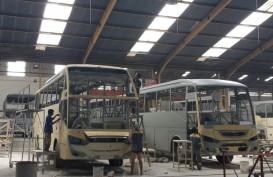 Karoseri Laksana Targetkan Produksi 1.200 Unit Bus