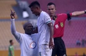 Hasil Liga 2, PSMS Medan & Persik Kediri Buka Peluang…