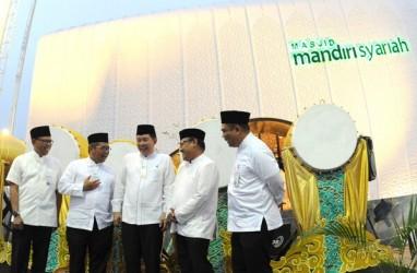 Mandiri Syariah Resmikan Masjid Cipali Berkapasitas 1.000 Orang