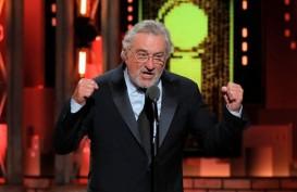 Robert De Niro Tambah Raihan Penghargaan