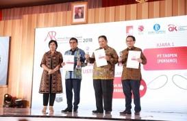 TASPEN Raih Penghargaan Juara I Annual Report Award 2018