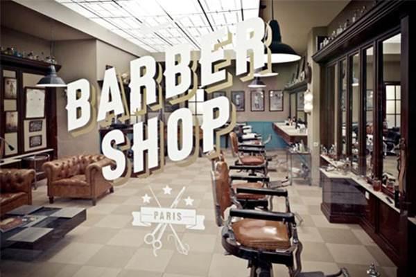 Barbershop - ilustrasi