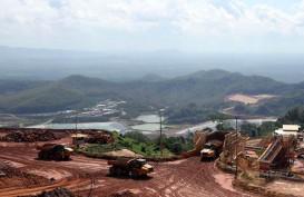 Merdeka Copper (MKDA) Perbesar Target Pengerukan Emas di Tujuh Bukit