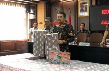 Uang Eksekusi Kokos Leo Lim Senilai Rp477 Miliar Tak Muat di Ruang Utama Kejaksaan Agung