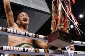 Tak Harus Menang KO, yang Penting Daud Yordan Juara…