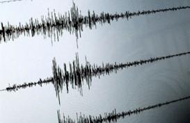 110 Kali Gempa Bumi Susulan Terjadi di Laut Maluku