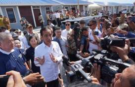 Pantau Gempa Sulut dan Malut, Presiden Jokowi : Kewaspadaan dan Manajemen Bencana Semakin Baik