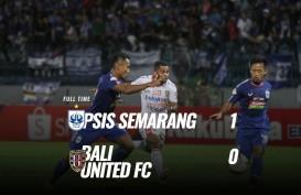 PSIS Tekuk Bali United 1-0, ini Videonya