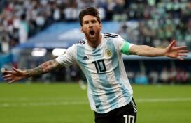 Lionel Messi Bawa Argentina Atasi Brasil, Uruguay Menang di Hongaria (Video)