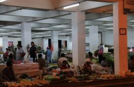 Pasar Mama Mama Papua BUMN Mulai Ramai