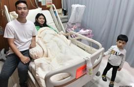 Cucu Ketiga Jokowi Lahir, Pedagang Pasar Solo Gelar Tumpengan