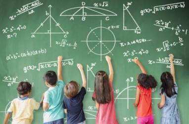 Riset Menunjukkan Kemampuan Matematika Anak Perempuan dan Lelaki Sama Rata