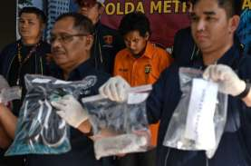 Polisi Pastikan Bahan Penyiraman Cairan Kimia di Jakbar…