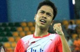 Ginting Lolos ke Final Hong Kong Open Setelah Hentikan Jojo