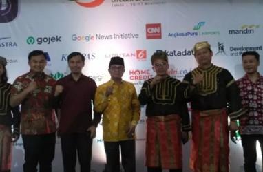 Bertema Literasi di Era Disrupsi, Festival Media Dibuka di Jambi