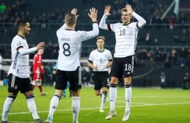 Jerman, Belanda, Kroasia, Austria Lolos ke Euro 2020